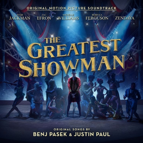 Hugh Jackman - 위대한 쇼맨 (The Greatest Showman) OST 앨범이미지