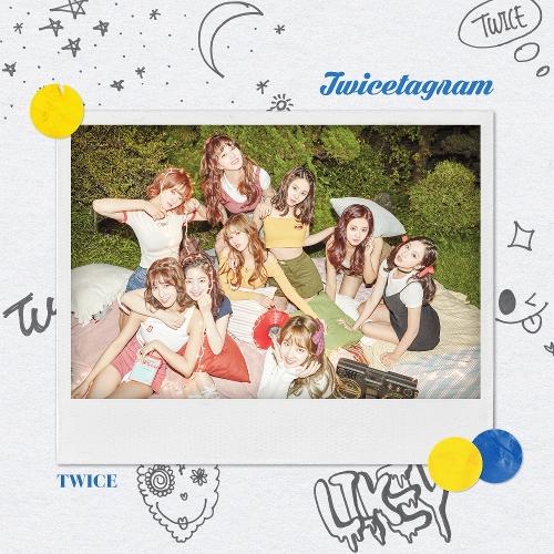 TWICE (트와이스) - twicetagram 앨범이미지