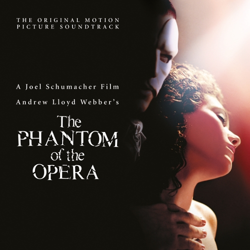 Andrew Lloyd Webber - The Phantom Of The Opera (Original Motion Picture Soundtrack / Deluxe Edition) 앨범이미지