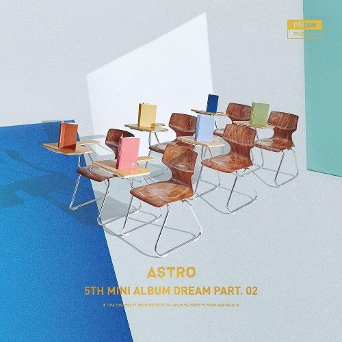 아스트로 (ASTRO) - Dream Part.02 앨범이미지