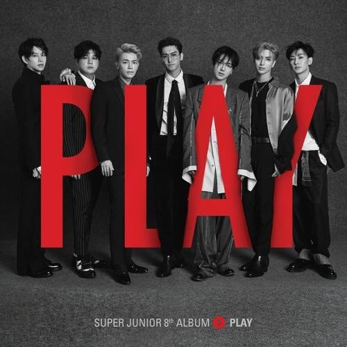 SUPER JUNIOR (슈퍼주니어) - PLAY - The 8th Album 앨범이미지