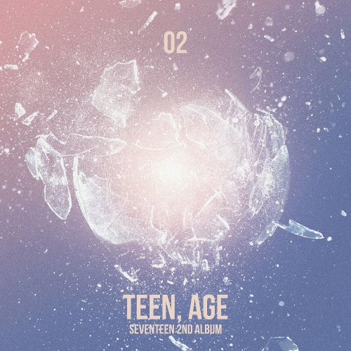 세븐틴 - SEVENTEEN 2ND ALBUM `TEEN, AGE` 앨범이미지