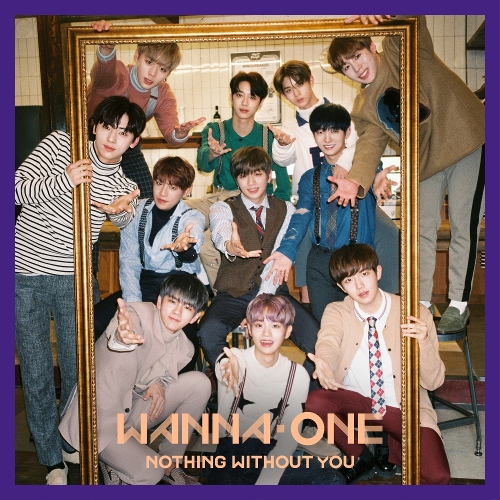 Wanna One (워너원) - 1-1=0 (NOTHING WITHOUT YOU) 앨범이미지