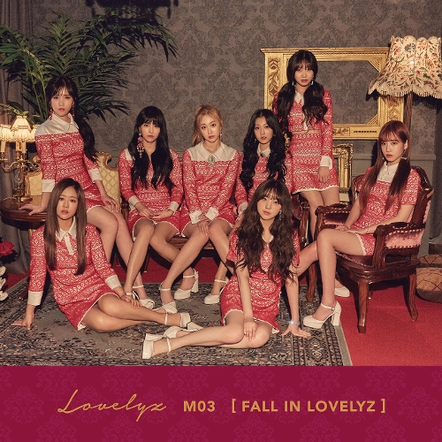 러블리즈 - Lovelyz 3rd Mini Album (Fall in Lovelyz) 앨범이미지