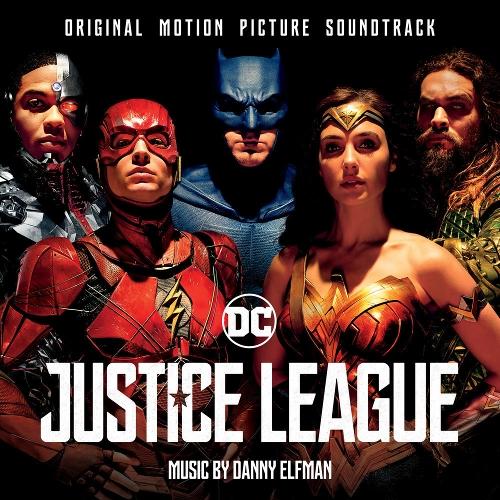 Danny Elfman - 저스티스 리그 (Justice League) OST 앨범이미지