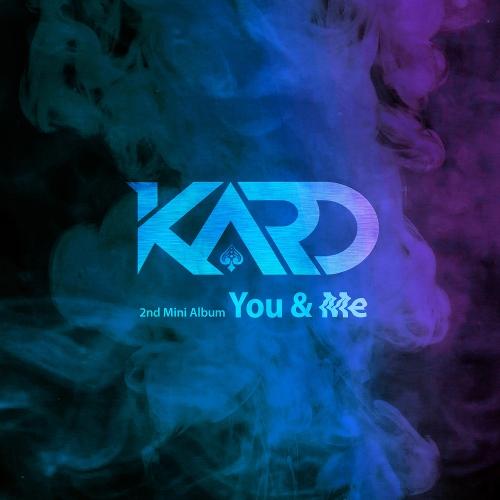 카드 (KARD) - KARD 2nd Mini Album `YOU & ME` 앨범이미지