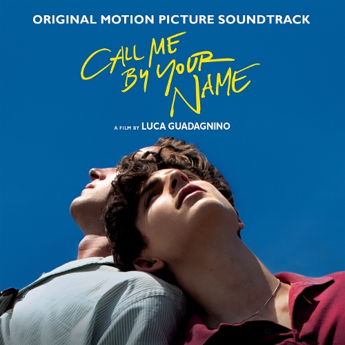 Sakamoto Ryuichi - Call Me By Your Name (Original Motion Picture Soundtrack) (영화 콜 미 바이 유어 네임) 앨범이미지