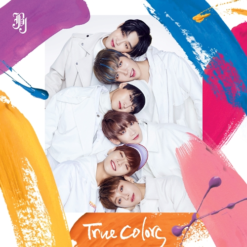 JBJ - True Colors 앨범이미지