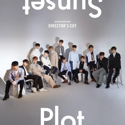세븐틴 - SEVENTEEN SPECIAL ALBUM `DIRECTOR`S CUT` 앨범이미지