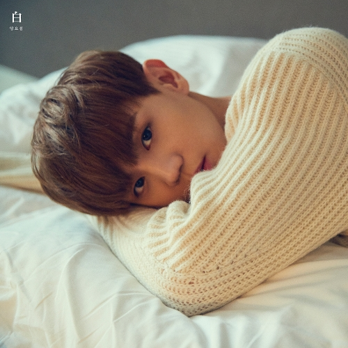 YANG YOSEOP 2ND MINI ALBUM `白` 앨범이미지