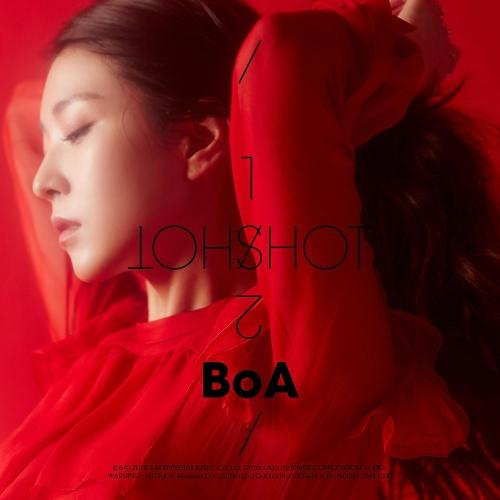 보아 (BoA) - ONE SHOT, TWO SHOT - The 1st Mini Album 앨범이미지
