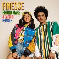 Bruno Mars - Finesse (Remixes) (Feat. Cardi B) 앨범이미지