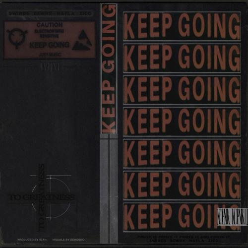 Keep Going 앨범이미지
