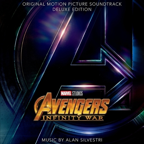 Alan Silvestri - 어벤져스: 인피니티 워 OST (Avengers: Infinity War (Original Motion Picture Soundtrack) (Deluxe Edition)) 앨범이미지