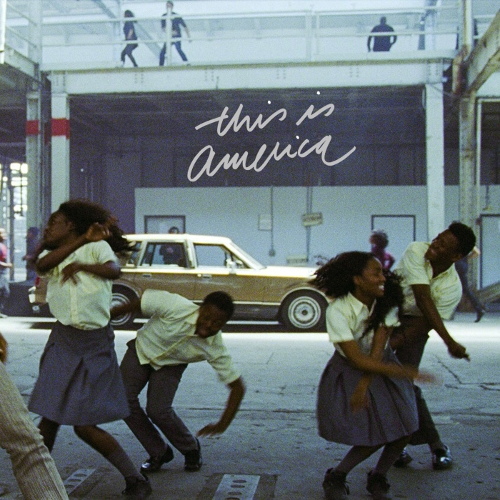Childish Gambino - This Is America 앨범이미지