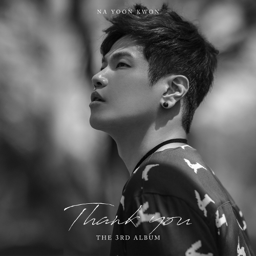 나윤권 - THE 3RD ALBUM - Thank You 앨범이미지