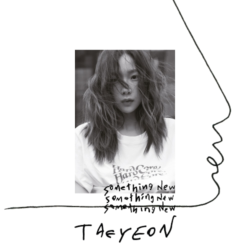 태연 (TAEYEON) - Something New - The 3rd Mini Album 앨범이미지