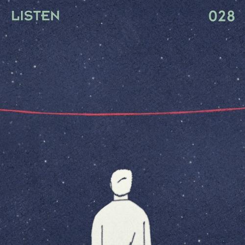 LISTEN 028 그리움의 언덕 앨범이미지