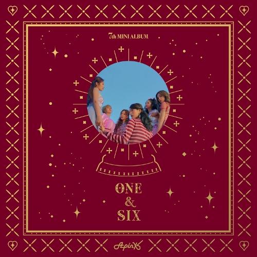 Apink (에이핑크) - ONE & SIX 앨범이미지