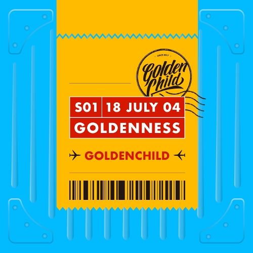 골든차일드 - Golden Child 1st Single Album [Goldenness] 앨범이미지