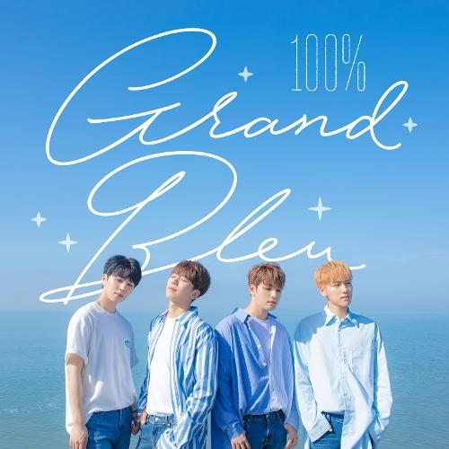 백퍼센트 - Grand Bleu 앨범이미지