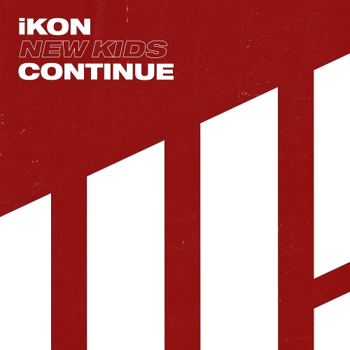 iKON - NEW KIDS : CONTINUE 앨범이미지