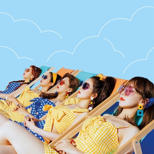 Red Velvet (레드벨벳) - Summer Magic - Summer Mini Album 앨범이미지
