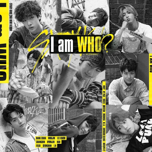Stray Kids (스트레이 키즈) - I am WHO 앨범이미지