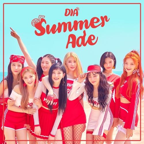 DIA (다이아) - Summer Ade 앨범이미지