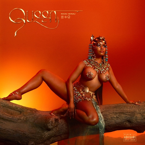 Nicki Minaj - Queen 앨범이미지