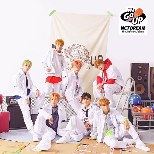 NCT DREAM - We Go Up - The 2nd Mini Album 앨범이미지