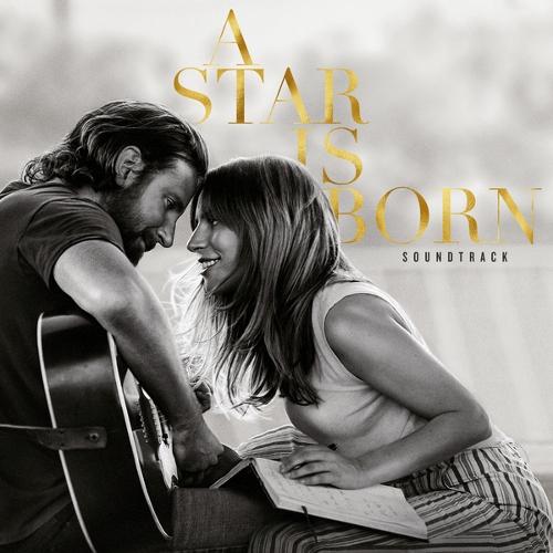 Lady GaGa - A Star Is Born Soundtrack 앨범이미지
