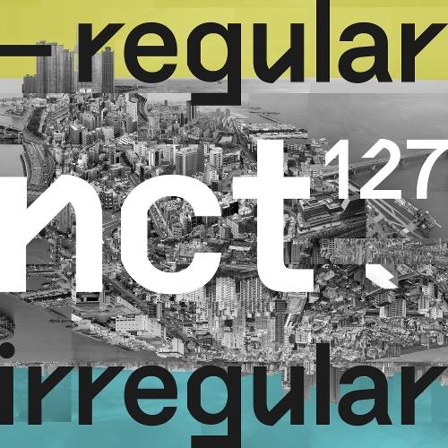 NCT 127 - NCT #127 Regular-Irregular - The 1st Album 앨범이미지