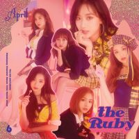 에이프릴(APRIL) 6th Mini Album `the Ruby` 앨범이미지