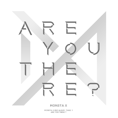 몬스타엑스 - ARE YOU THERE? - The 2nd Album Take.1 앨범이미지