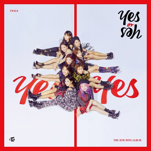 YES or YES 앨범이미지