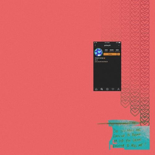 기리보이 - 공상과학음악 : 결말 앨범이미지