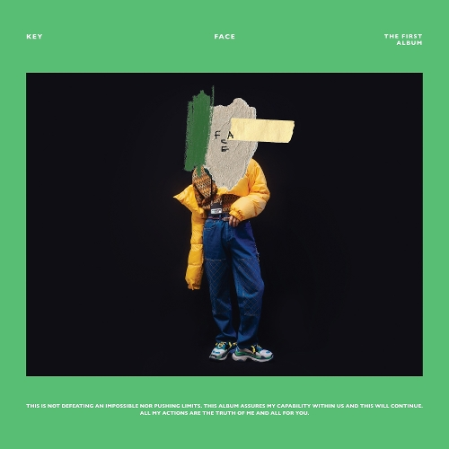 키 (KEY) - FACE - The 1st Album 앨범이미지