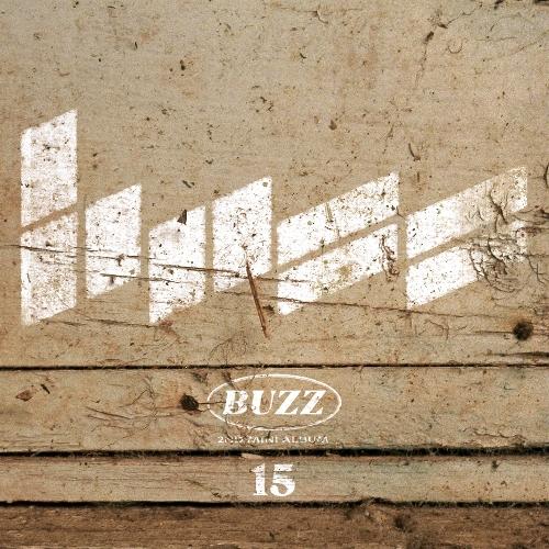 버즈 - `15` - Buzz The 2nd Mini Album 앨범이미지