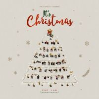 FNC ARTIST - FNC LAB #2 `It`s Christmas` 앨범이미지